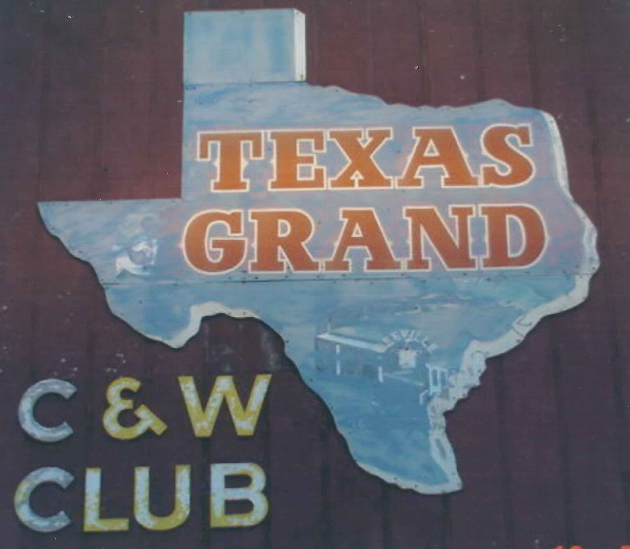 TEXAS GRAND COUNTRY & WESTERN CLUB